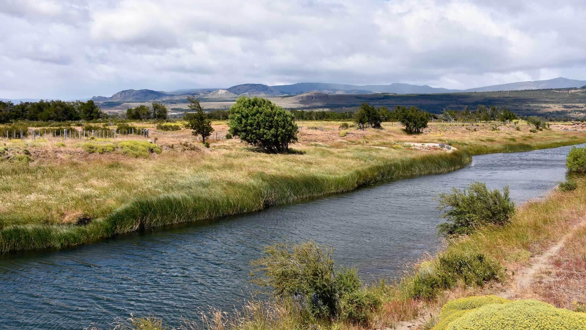 Ideales Gewässer für Trockenfliegen - Rio Nireguao