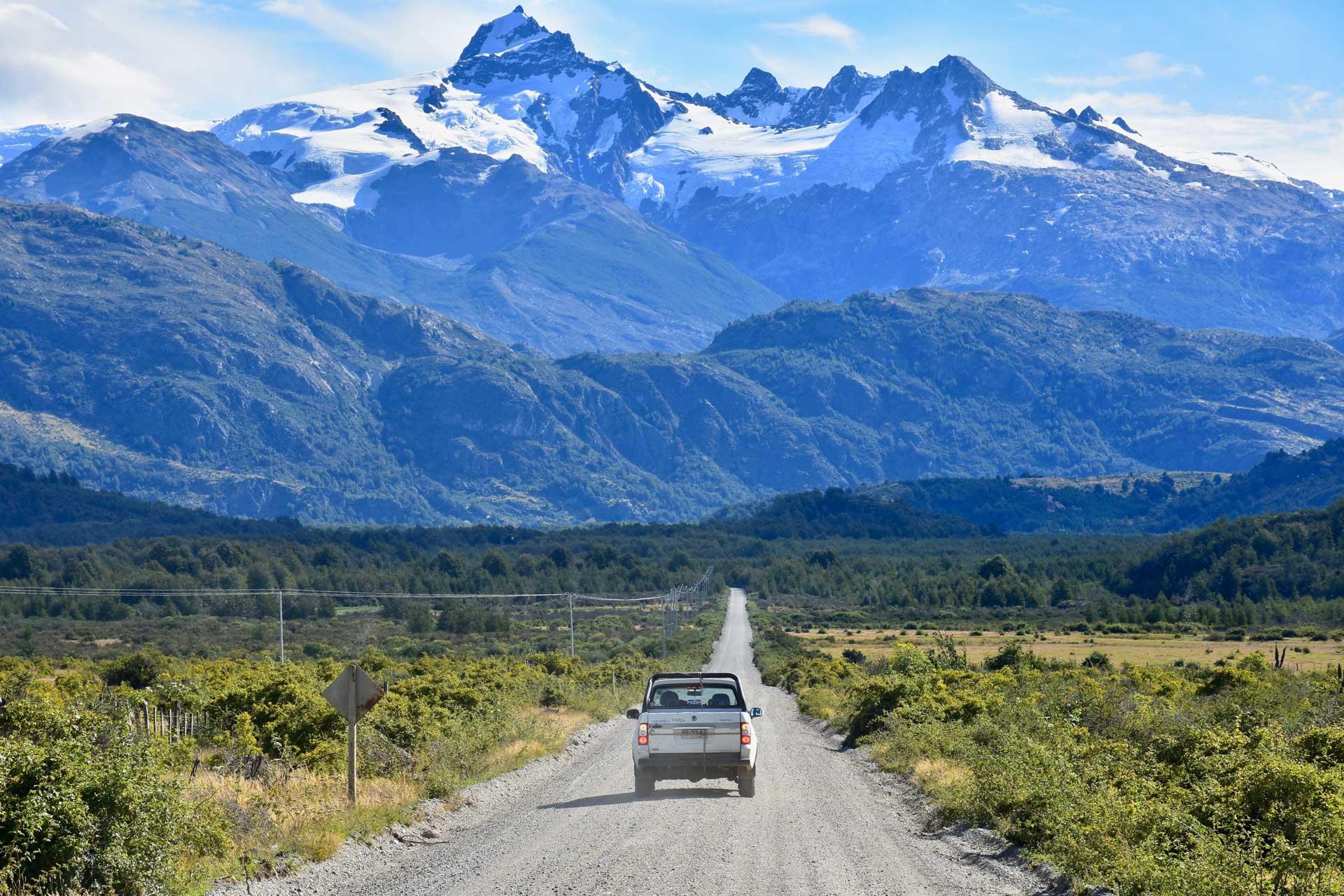 Die Carretera Austral führt in den wilden Süden Patagoniens