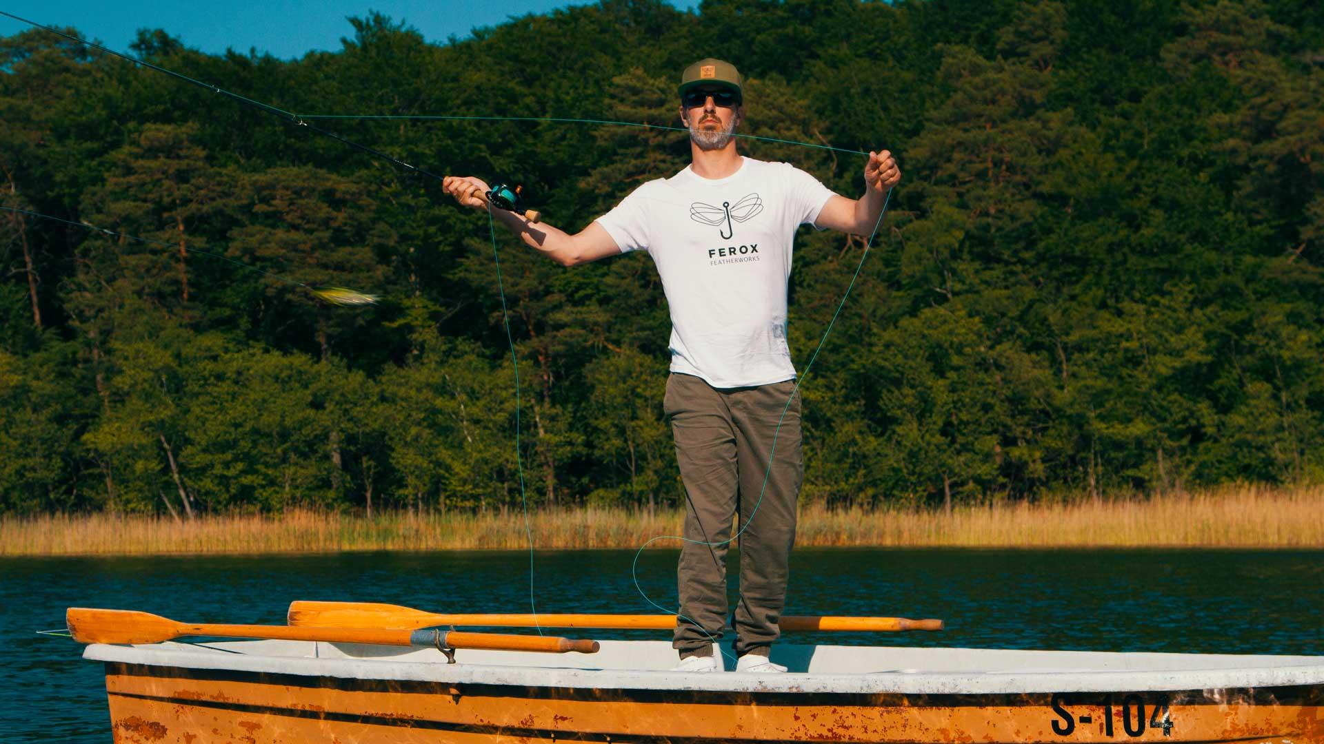 Die Bootsfischerei auf Hechte ist ein Hochgenuss!