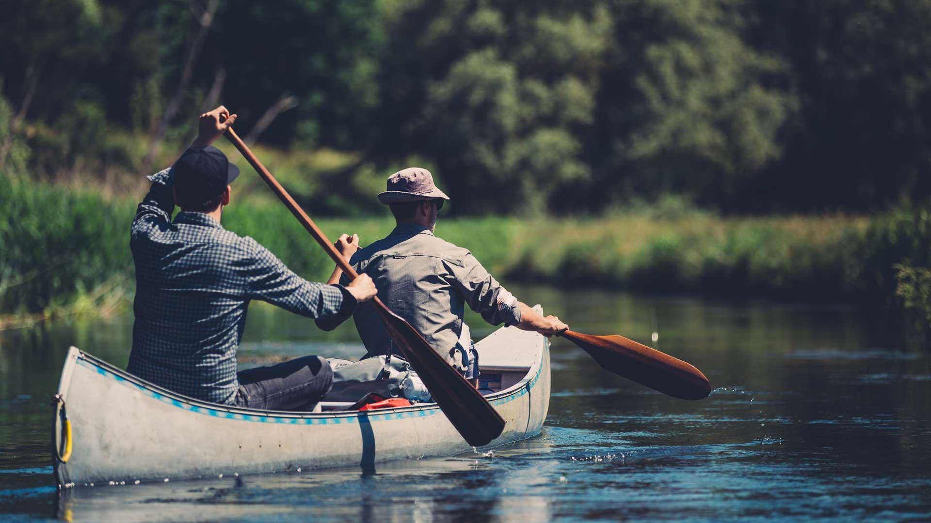 Der Spur eines Flusses folgen Foto: Malte Joost